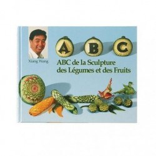 ABC DE LA ESCULTURA DE FRUTAS Y VERDURAS