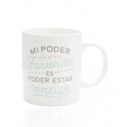 TAZA MI PODER FAVORITO ES POD 30 CL (MR WONDERFUL)