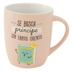 TAZA SE BUSCA PRINCIPE (MR WONDERFUL)