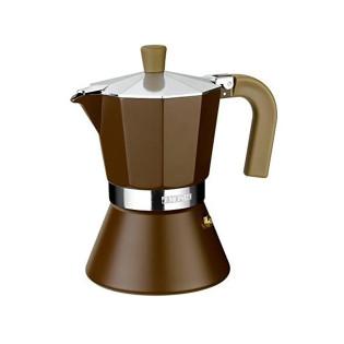 CAFETERA INOX CREAM (MONIX)