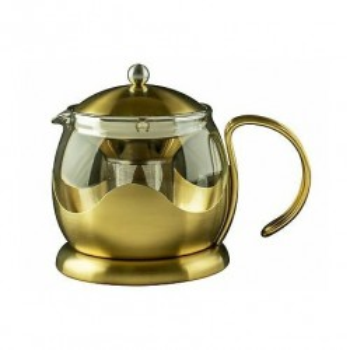 TETERA GOLD 4 CUP 1.2 LT (LA CAFETIERE)